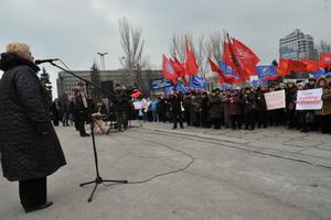 Запорожские учителя не хотят уходить в безоплатный отпуск