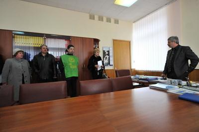Заместитель председателя Запорожской областной государственной администрации Петр Гончарук: