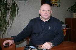заместитель генерального директора заповедника по режиму Сергей Онищенко