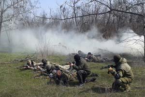 Запорожских резервистов вызовут на военные сборы