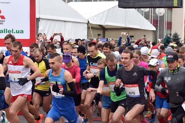 марафон Запорожсталь