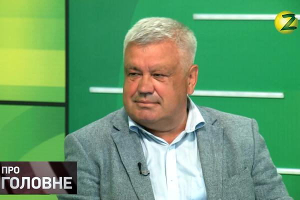 Валерий Зотов в эфире ток-шоу Про головне