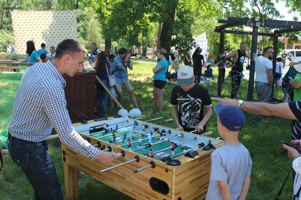 Фестиваль семьи в Запорожье