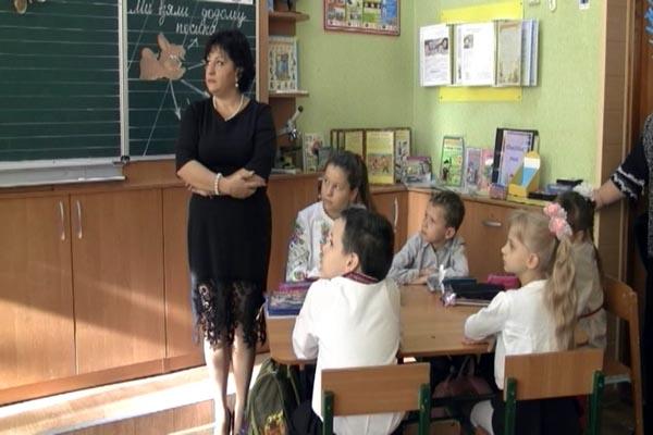 Уроки доброти у запорізькій школі 1