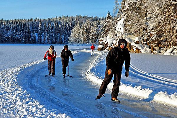 Секреты зимних занятий спортом