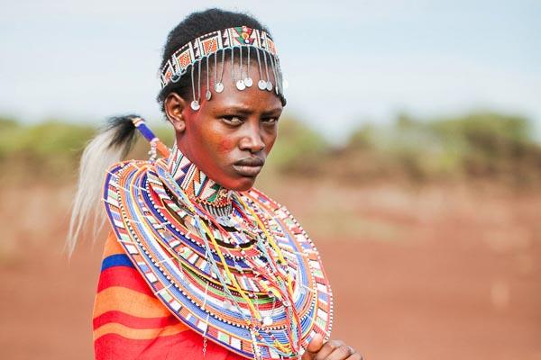 Необычные свадебные традиции Африки-1