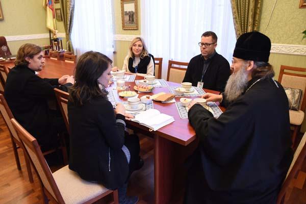 ОБСЕ и крестный ход в Запорожье