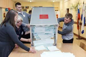 Выборы Путина