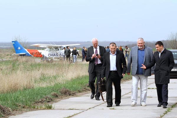 Сабашук Лёвин аэродром Широкое
