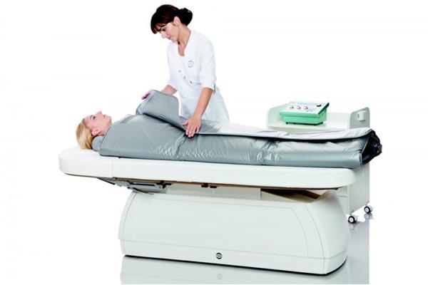 Термоодеяло усиливает эффект процедур обертывания